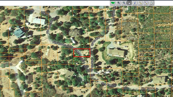 0.08 Acres for Sale in Julian, CA
