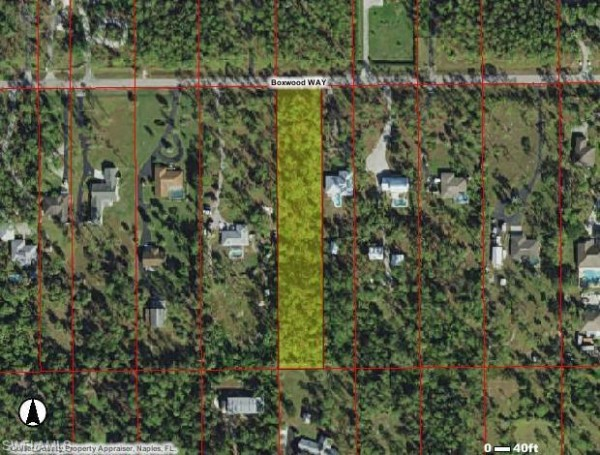 1.59 Acres for Sale in Naples, FL