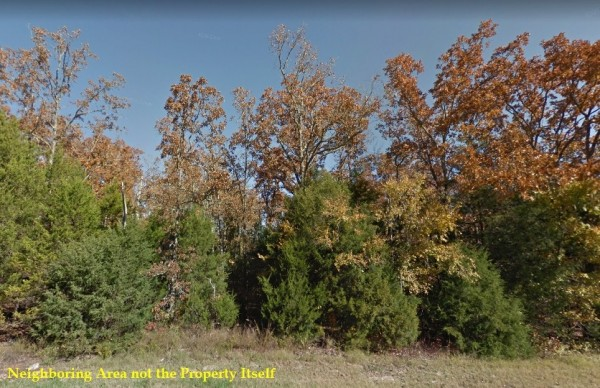 0.22 Acres for Sale in Horseshoe Bend, AR