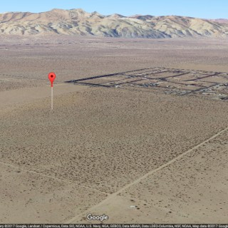 2.5 Acres for Sale in Mojave, CA
