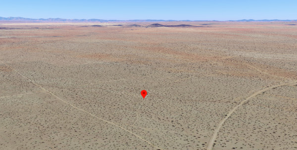 10 Acres for Sale in California City, CA