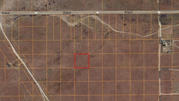 2.49 Acres for Sale in Antelope Acres, CA