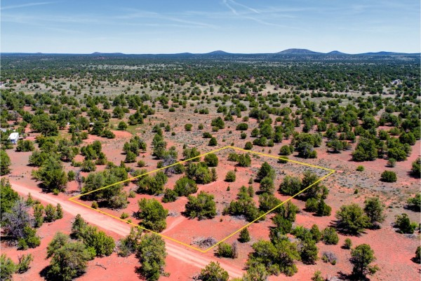 1.09 Acres for Sale in Williams, AZ
