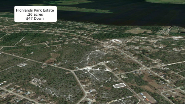 0.26 Acres for Sale in Lake Placid, FL