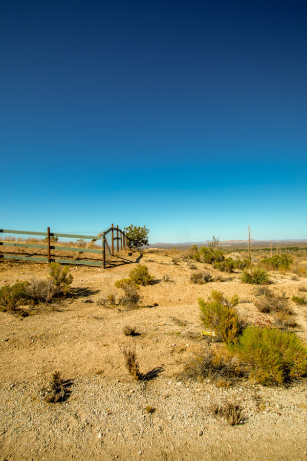 2.48 Acres for Sale in Pearblossom, CA