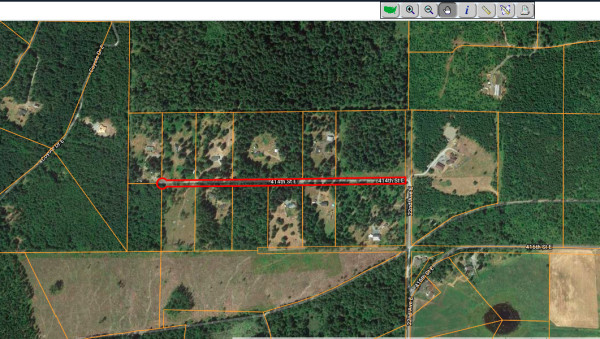 3.07 Acres for Sale in Eatonville, WA