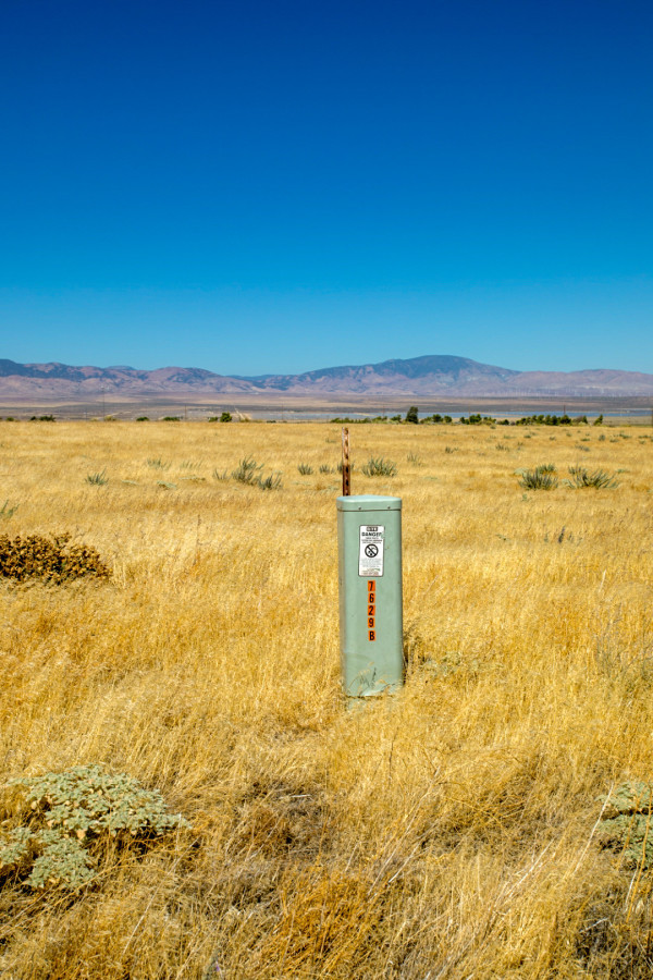 2.35 Acres for Sale in Fairmont, CA