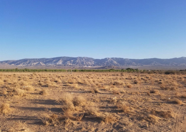2.28 Acres for Sale in Lucerne Valley, CA