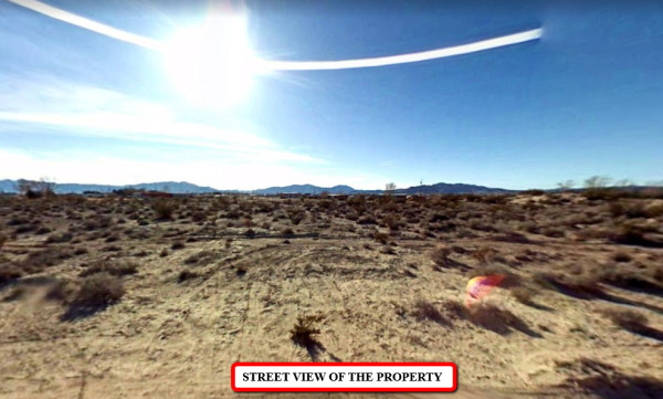 2.3 Acres for Sale in Pahrump, NV