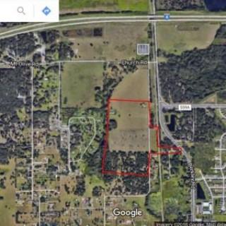 43.5 Acres for Sale in Auburndale, FL