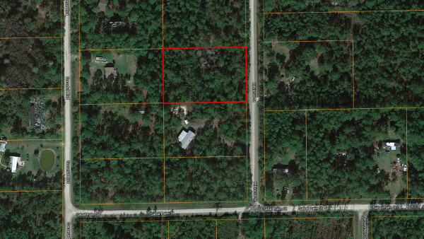 1.18 Acres for Sale in Bunnell, FL