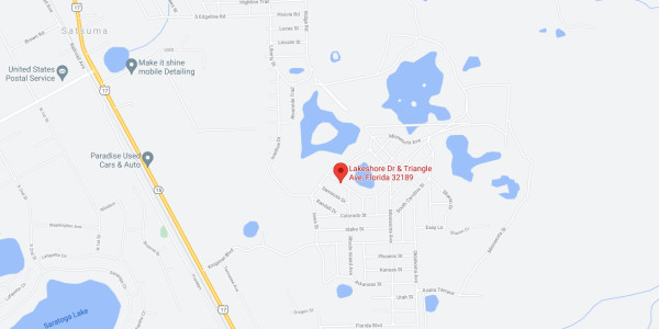 0.22 Acres for Sale in Satsuma, FL