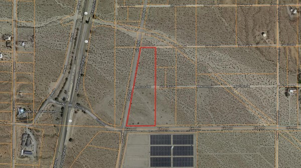 10.49 Acres for Sale in Whitewater, CA