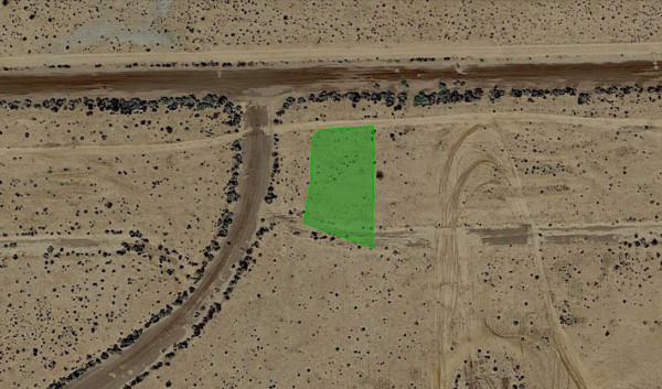 0.5 Acres for Sale in California City, CA