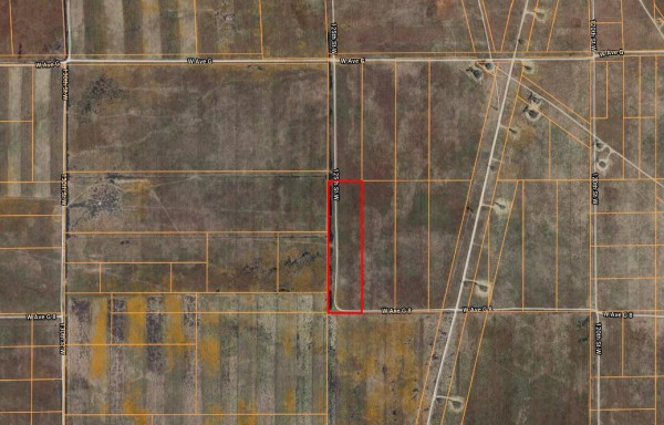 10.2 Acres for Sale in Antelope Acres, CA