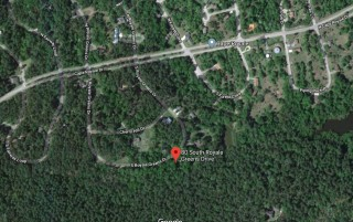 0.21 Acres for Sale in Coldspring, TX