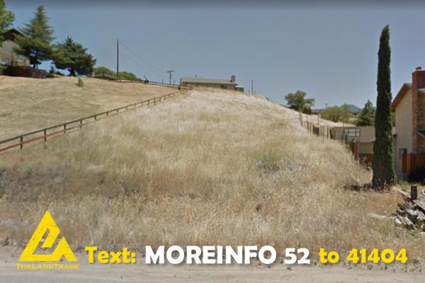 0.29 Acres for Sale in Tehachapi, CA