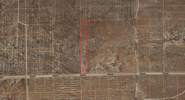 4.9 Acres for Sale in Antelope Acres, CA
