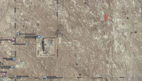 2.7 Acres for Sale in Redman, CA