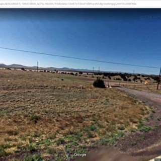 5.58 Acres for Sale in Concho, AZ