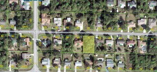 20359 ANDOVER AVE , FL- Aerial map