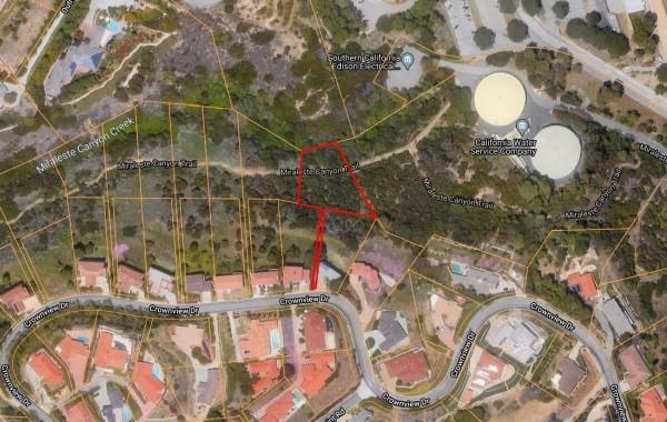 0.63 Acres for Sale in Rancho Palos Verdes, CA