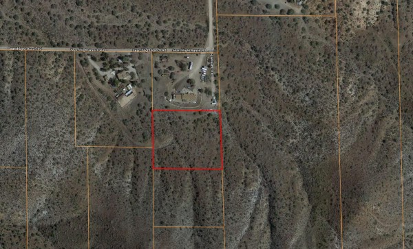 2.8 Acres for Sale in Acton, CA