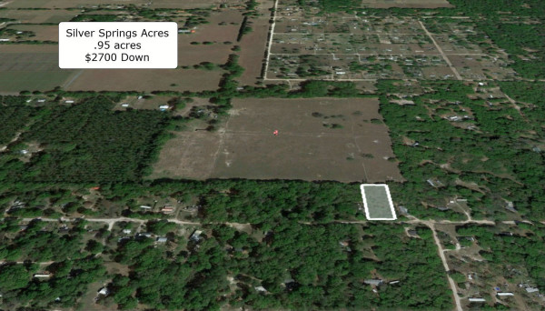 0.95 Acres for Sale in Summerfield, FL