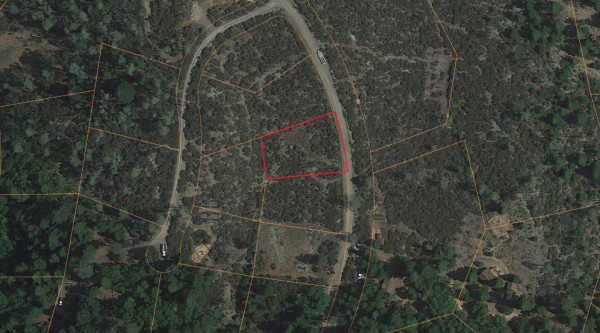 0.53 Acres for Sale in Potter Valley, CA