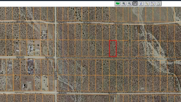 0.91 Acres for Sale in Palmdale, CA