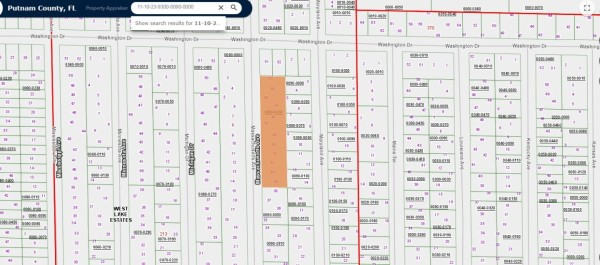 12 Lots for Sale in Hawthorne, FL