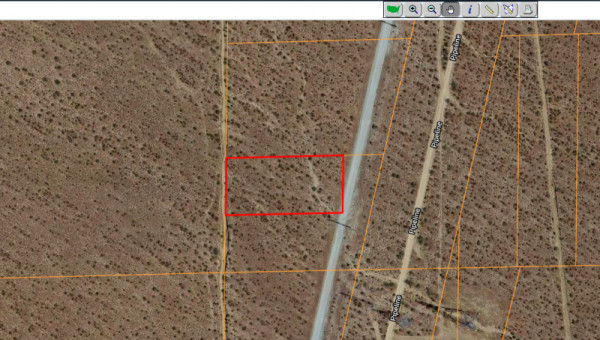 1.25 Acres for Sale in Mojave, CA