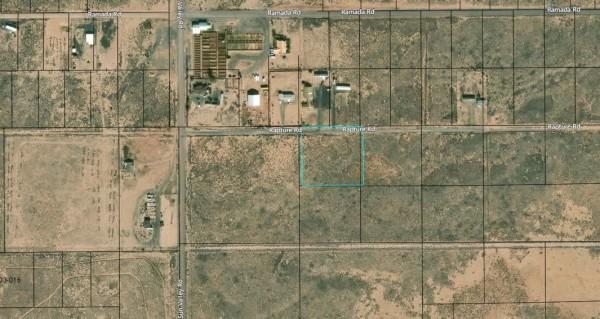 2.5 Acres for Sale in Holbrook, AZ