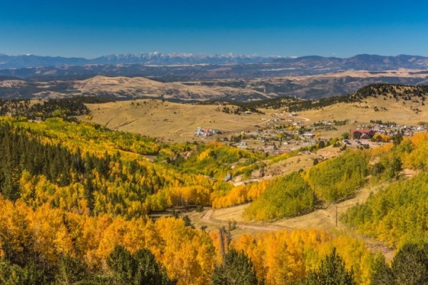 1.39 Acres for Sale in Cripple Creek, CO