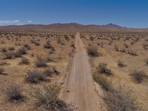 2.54 Acres for Sale in Edwards, CA