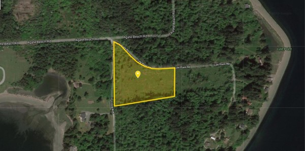 6.8 Acres for Sale in Anderson Island, WA