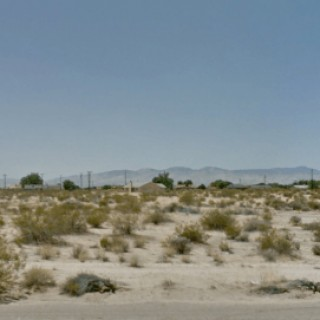 0.29 Acres for Sale in California City, CA
