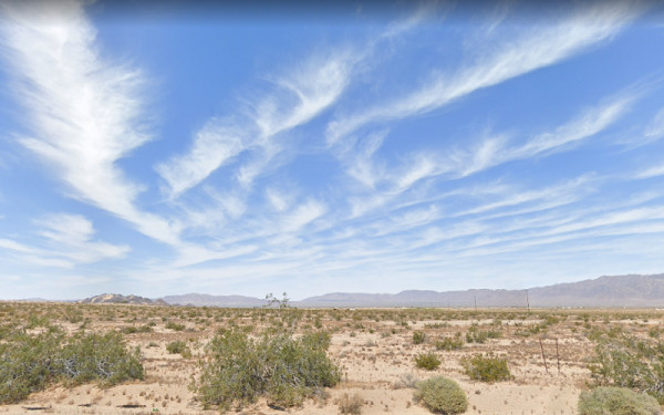 4.53 Acres for Sale in Twentynine Palms, CA