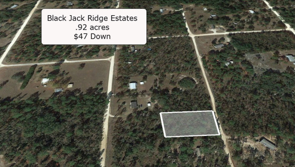0.92 Acres for Sale in Bronson, FL