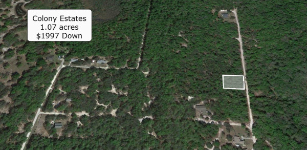 1.07 Acres for Sale in Inverness, FL