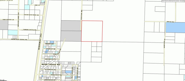 40-acres-bay-county-fl-plat-map