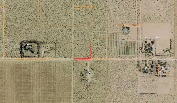 2.48 Acres for Sale in Inyokern, CA