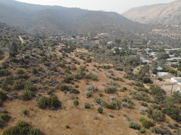 4.34 Acres for Sale in Bodfish, CA