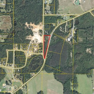 3.86 Acres for Sale in Cottondale, FL