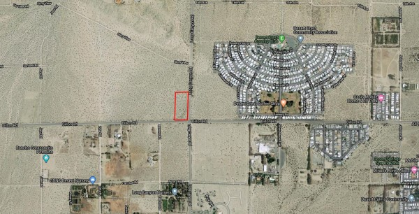 5 Acres for Sale in Desert Hot Springs, CA