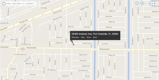 20359 Andover Ave - Bing map