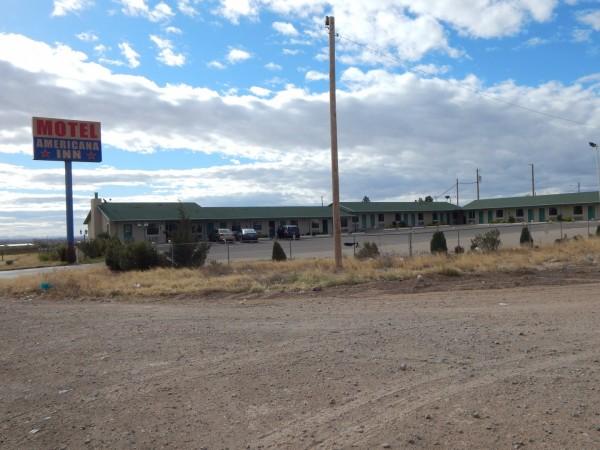 Nearby Motel