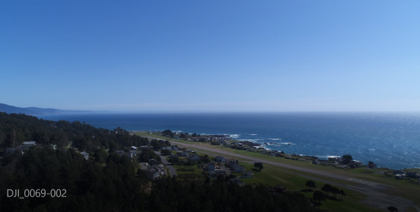 0.16 Acres for Sale in Whitethorn, CA