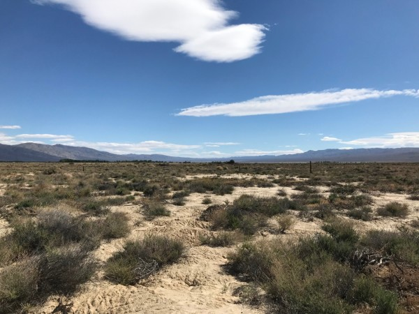 20.22 Acres for Sale in Cantil, CA