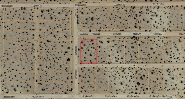 0.29 Acres for Sale in Edwards, CA
